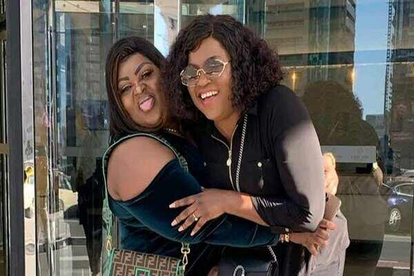 'Ode ni e' - Funke Akindele throw heavy shade on Eniola Badmus