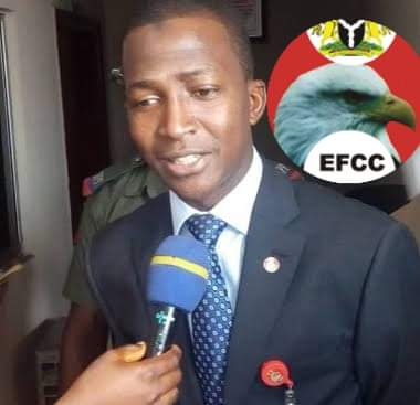 President Muhammadu Buhari appoints Abdulrasheed Bawa as new chairman of EFCC
