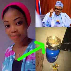 I decide to cook outside my room, just to return pepper and oil my Noodles is gone, Buhari is not Nigeria problem - Lady lament