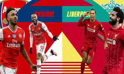 Arsenal Vs Liverpool Fixture Reschedule, See The Confirm Date and Time