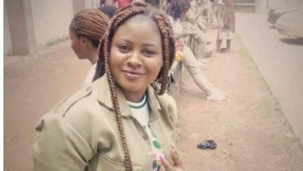 Female corper Stella Ifeoma Abugu reportedly rape to death in police custody