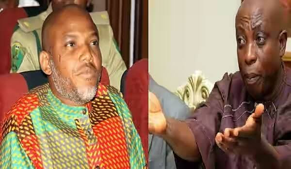 If Nnamdi Kanu repent now Igbo man can become president - Uwazuruike