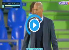 Watch Getafe vs Real Madrid Live Streaming