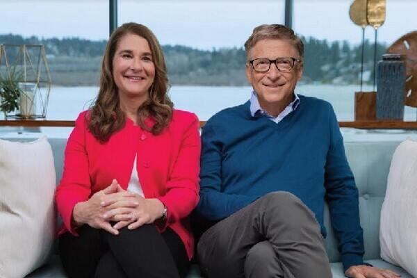 Reactions as Bill Gate ends 27 years marriage with Melinda