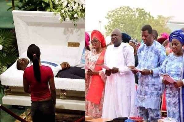 Pastor Adeboye son, Dare Adeboye laid to rest