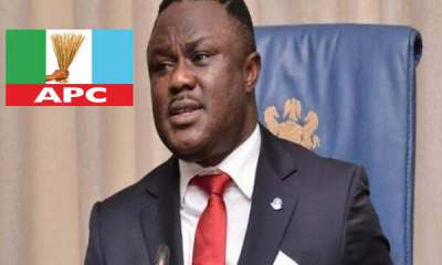 Cross Rivers State governor, Professor Ben Ayade decamps to APC