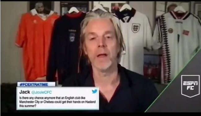 Haaland's father confirm Chelsea transfer done deal on twitter for Erling Haaland