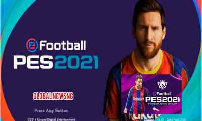Download EFootball PES 2021 Apk, Obb 5.5.0 On Android