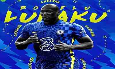 Welcome to the Bridge as Chelsea complete signing of Romelu Lukaku from Inter