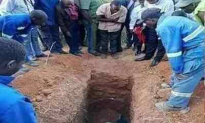 Popular Zambia pastor who buried alive by Church members is dead after promising to resurrect in 3 days like Jesus Christ