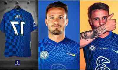 Chelsea announced Saul Niguez jersey number, Chelsea squad numbers 2021/22
