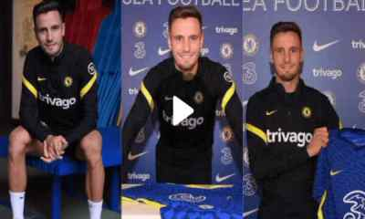 Video: See Saul Niguez 10 Special Word Message To Chelsea Fans After Completed Move To Stamford Bridge