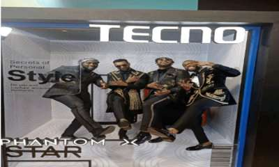 """How BBNaija Housemates Turned Up Stylishly for the """"Black And Gold Bop"""" Themed Saturday Night Party"""