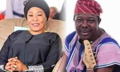 All you need to know about King Sunny Ade's wife, Hon Risikat Ajoke Adegeye death