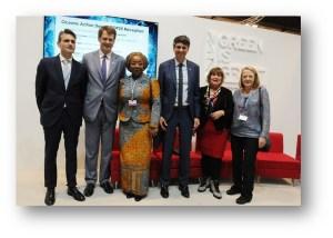 OAD at COP25 Reception