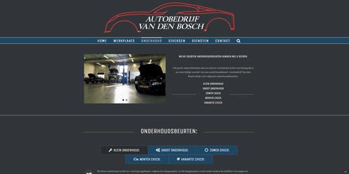 Autobedrijf van den Bosch