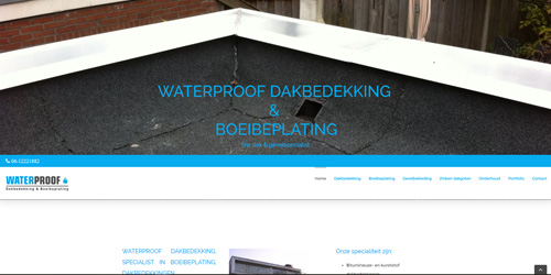 Waterproof Dakbedekking