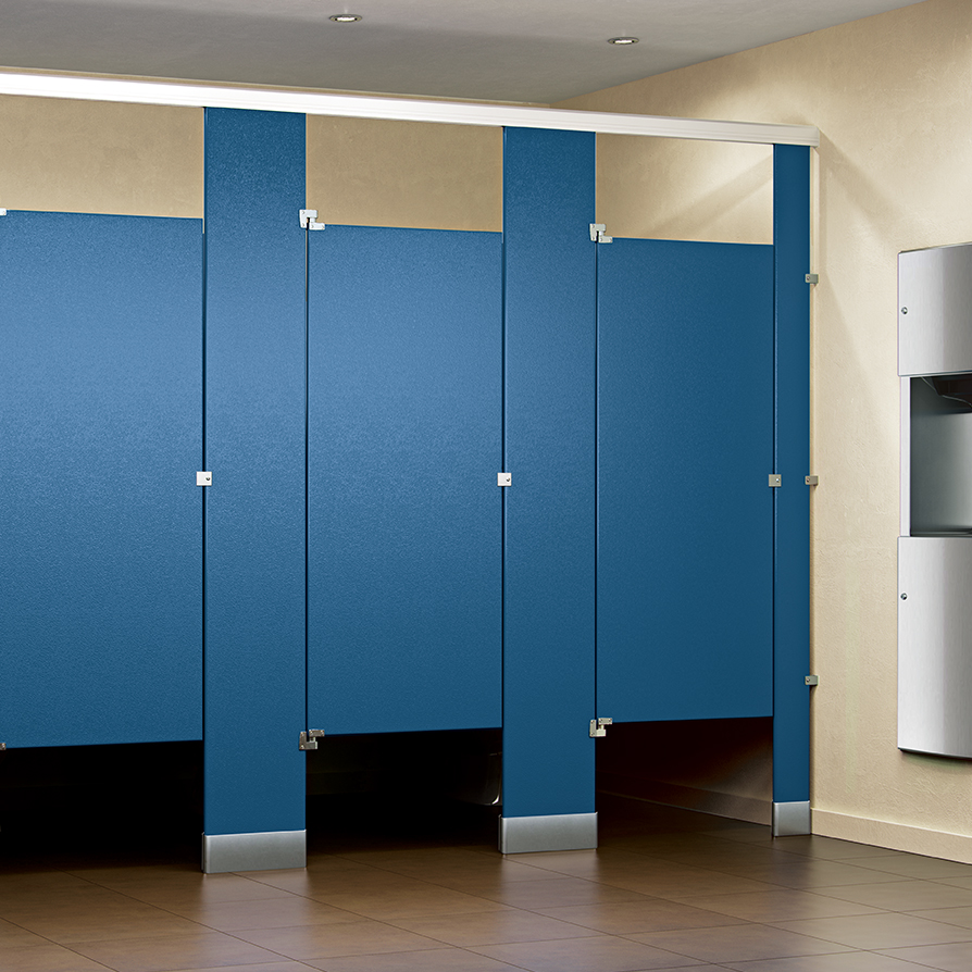 Solid Plastic Hdpe Asi Global Partitions