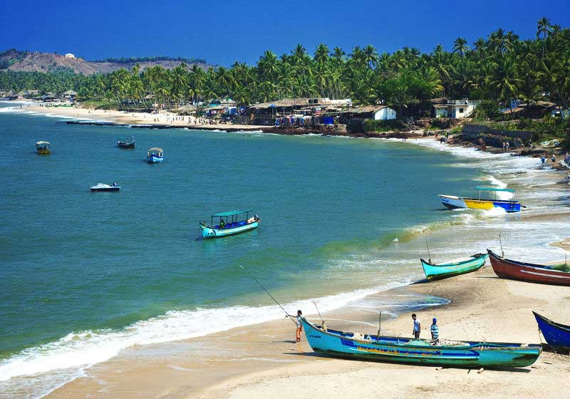 Goa - Complete holiday