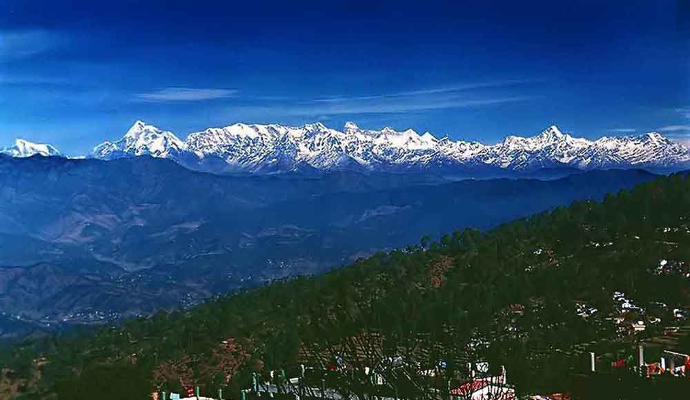 kausani Tour - Mini switzerland