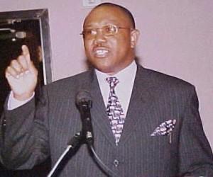 Chief Peter Obi, President, SEC