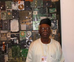 Dr Bruce Onobrakpeya