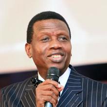 Pastor E.A. Adeboye