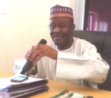 Bala James Ngillari Adamawa Governor