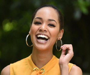 Black Miss Japan Ariana Miyamoto