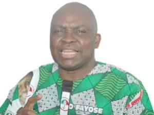 Governor Ayo Fayose