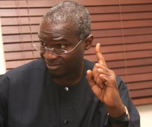 Governor Raji Babatunde Fashola
