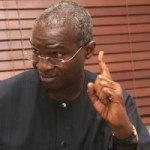 Fashola set to re-introduce tolling‏; unveils plans for federal highways