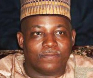 Governor Kashim Shettima of Borno State