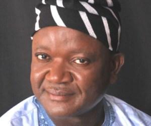 Chief Samuel Ortom, Benue State Governor-elect