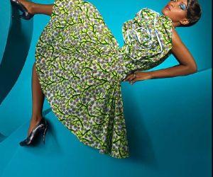 Nigerian fabrics