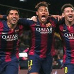 Suarez, Rakitic , Neymar deliver Champions League glory to Barcelona