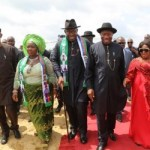 Jonathan's return to Bayelsa State