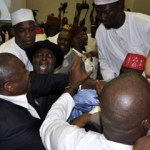 Reps brawl over Principal Officers' election; as speaker adjourns sitting till July 21