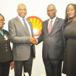 (Photonews) Nigerian-British Chamber of Commerce visits Shell Lagos office