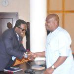 Wike pledges partnership with business community