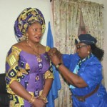 Mrs. Obiano adopted as State Patron of Nigerian Girl Guides Association