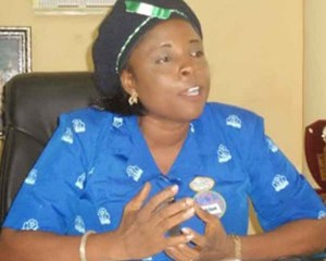 Prof Kate Omenugha, Anambra State Commissioner for Education