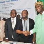 Sundiata Post unveiling: Femi Adesina charges online publishers on credibility
