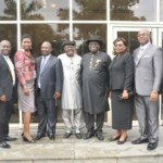 (Photonews) Wike inaugurates Greater Port Harcourt Authority Board