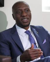 Nigerian Stock Exchange, Director-General Oscar Onyema