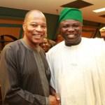 (Photonews) Ambode at reception for UN Secretary General in Nigeria