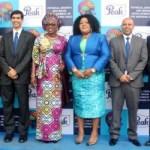 Ambode seeks collaborative efforts to end child trafficking; tasks mothers on good nutrition for children