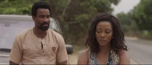 Scene from the film 'Road to Yesteday' starring Genevieve Nnaji