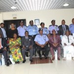 Presidential Advisory Committee on Corruption consolidates IGP's stand against corruption;  Solicits for a robust partnership with the Police