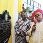(Photonews) Anambra renames Women Centre after Dora Akunyili